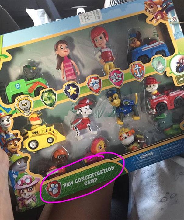 Ces 20 designs de jouets ratés sont si mauvais que c'en est hilarant