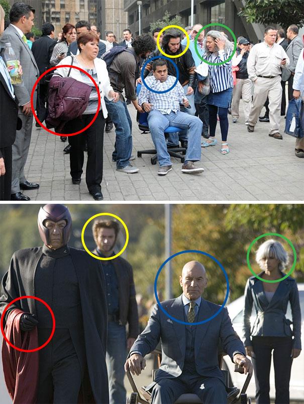 20 fois où des gens se sont accidentellement déguisés et méritaient un oscar