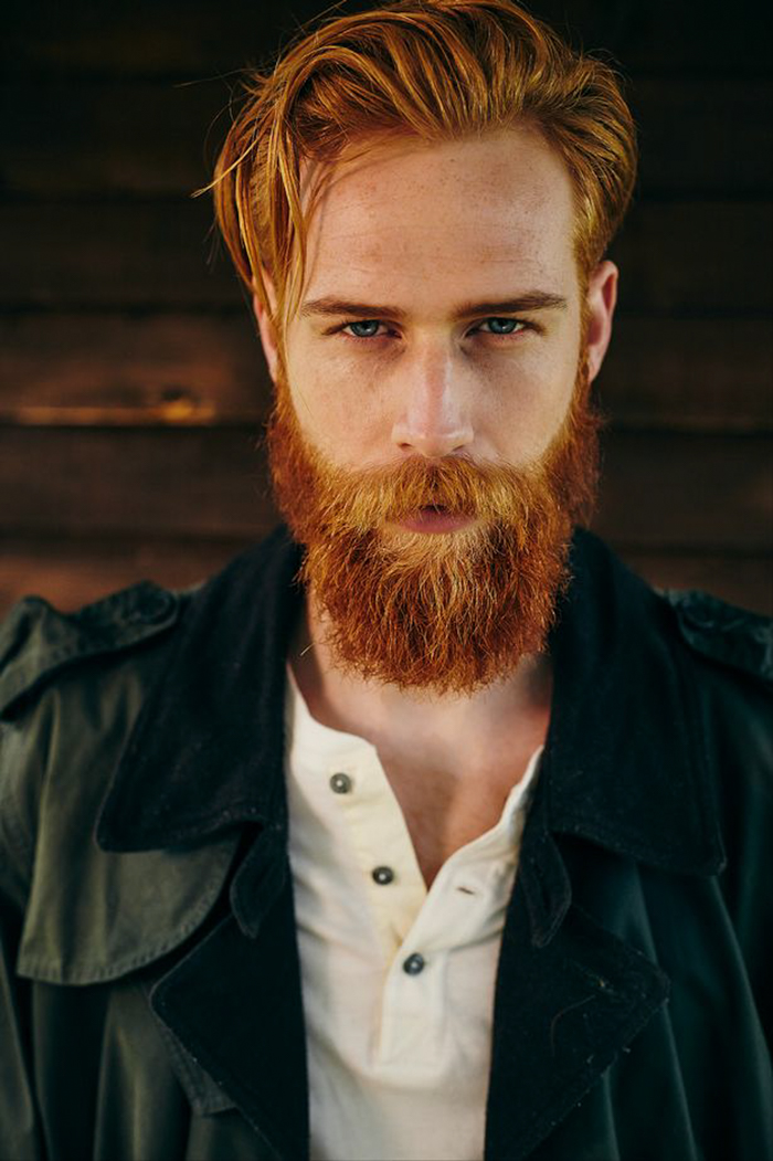 modele barbe awesome yearold man becomes a fashion model after growing a beard with modele. Black Bedroom Furniture Sets. Home Design Ideas