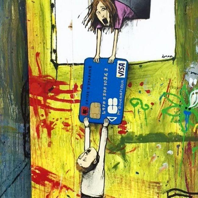 Cet artiste français dessine les choses auxquelles nous pensons, mais avons trop peur de discuter