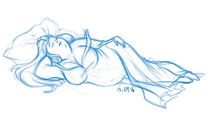 Une illustratrice montre à quoi les Princesses Disney ressembleraient si elles étaient rondes, et voici le résultat