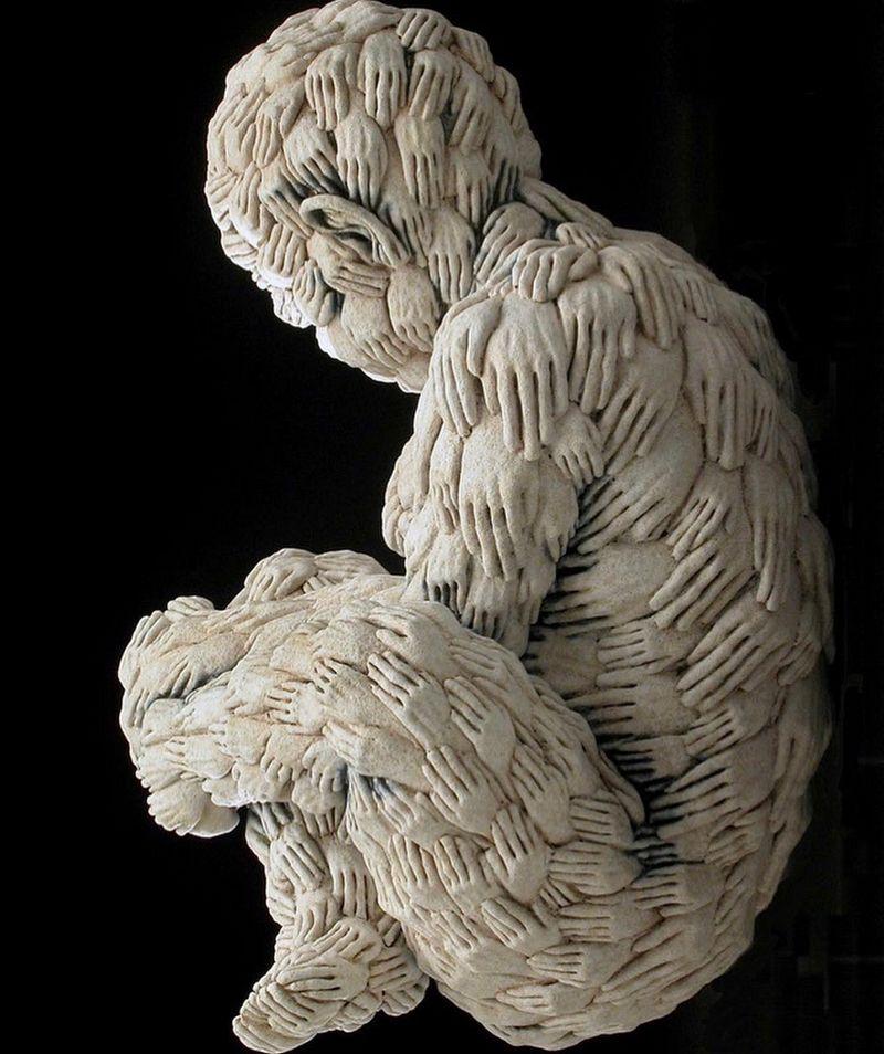 22 sculptures modernes originales qui vous feront réfléchir