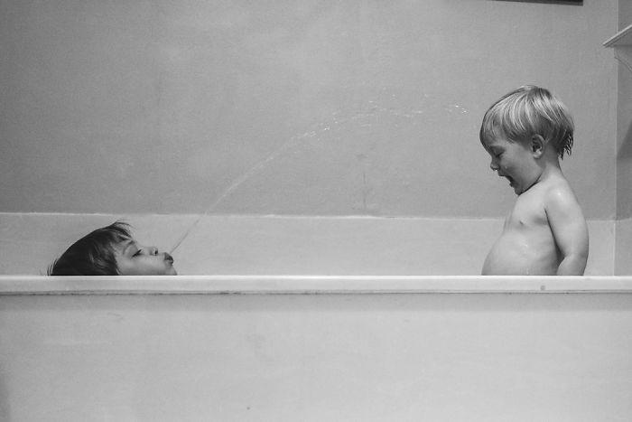20 photos qui révèlent ce que c'est que d'avoir des garçons