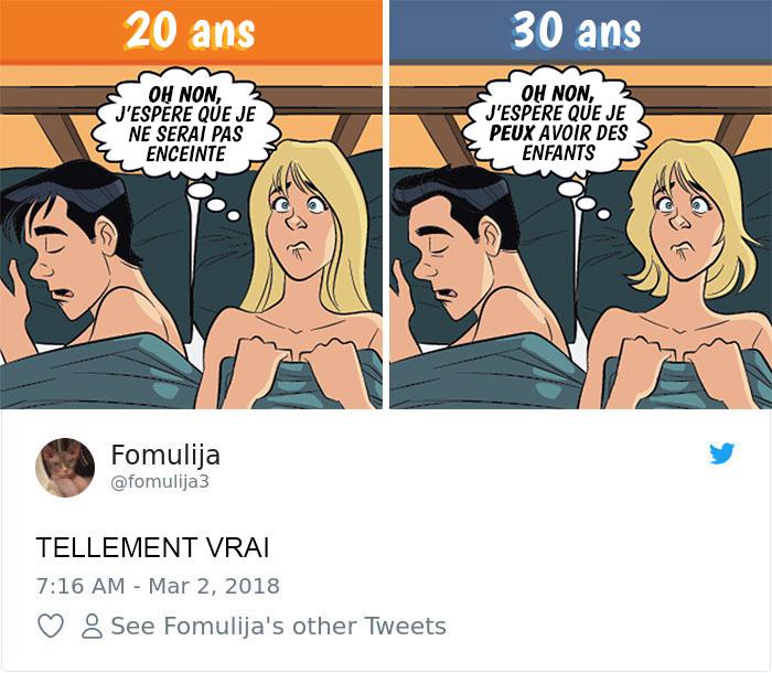 10 fois où des gens ont parfaitement résumé ce que c'est que d'avoir 30 ans, et c'était à mourir de rire