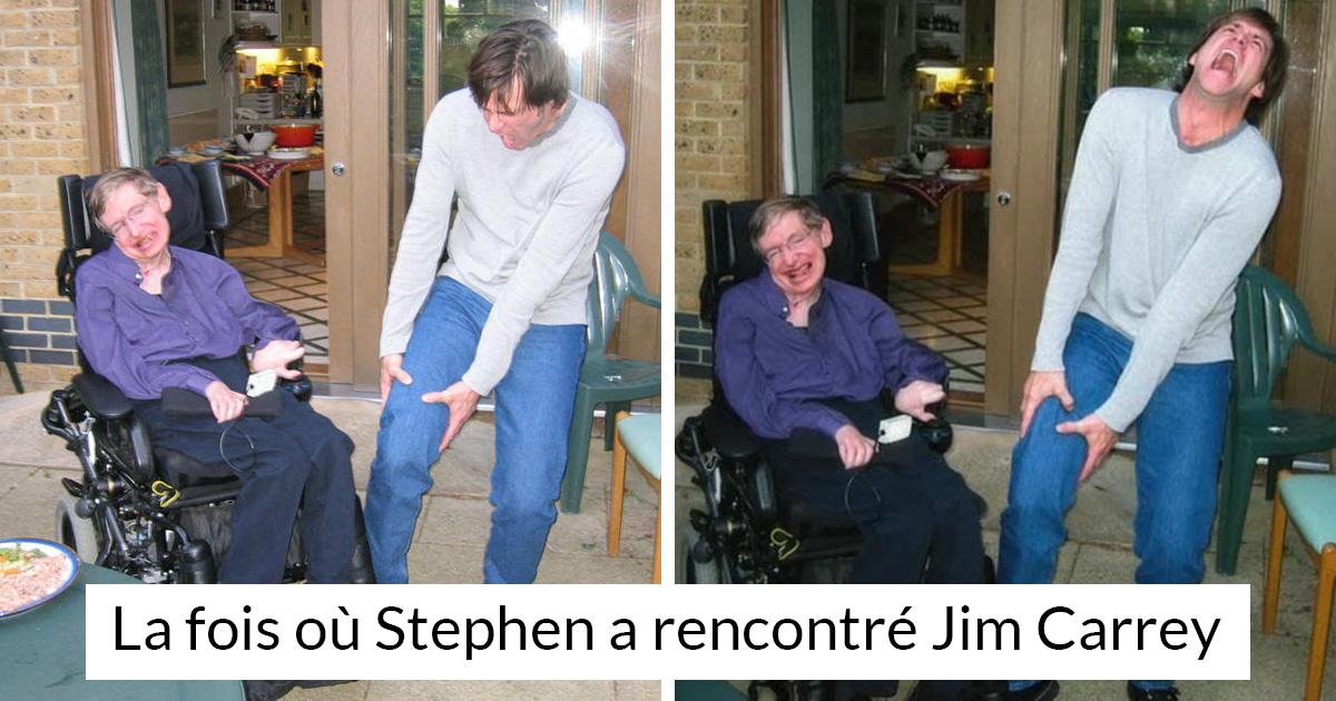 10 blagues par Stephen Hawking qui nous font toujours rire