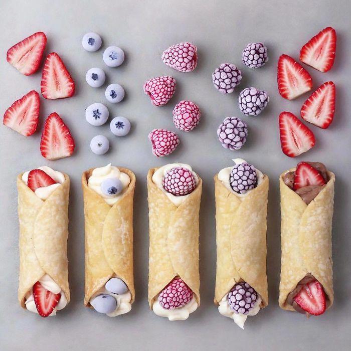 Un ado végane de 16 ans continue de surprendre ses fans Instagram avec ses desserts stupéfiants (nouvelles images)