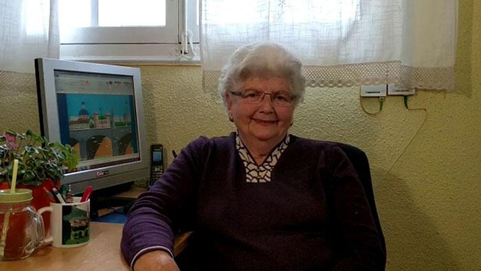 Une grand-mère de 87 ans utilise Microsoft Paint d'une manière qui surprendrait probablement même ses développeurs