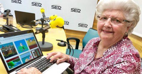 Cette grand-mère de 88 ans envahit Instagram
