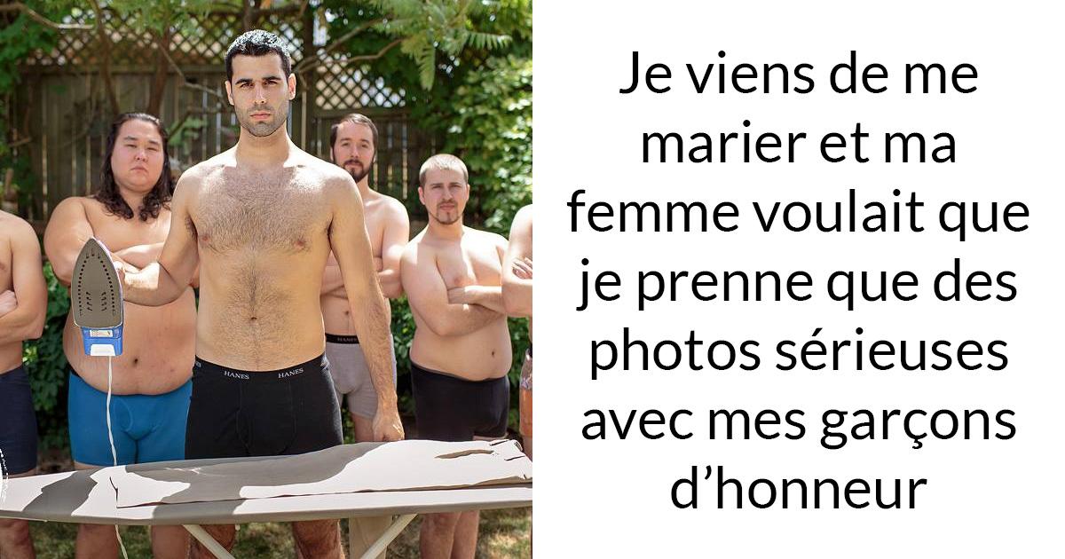 20 photos hilarantes qui prouvent que les hommes ne vieillissent jamais