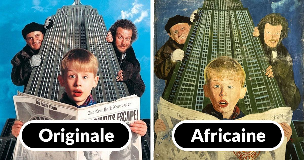 30 affiches de films bizarres d'Afrique qui sont si mauvaises qu'elles sont géniales