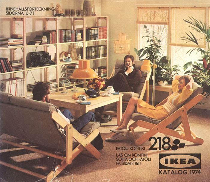 Voici à quoi ressemblait la maison parfaite de 1951 à 2000, selon de vieux catalogues IKEA