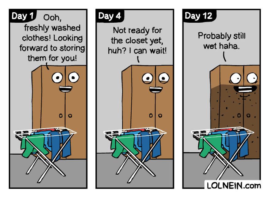 19 bandes dessinées que j'ai créées pour faire rire les gens