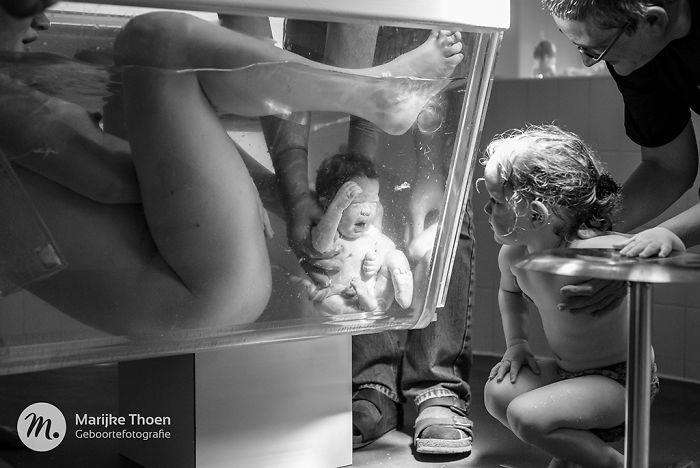 Ces 20 puissants clichés explicites du concours de photos de naissance 2018 prouvent que les mères sont extraordinaires