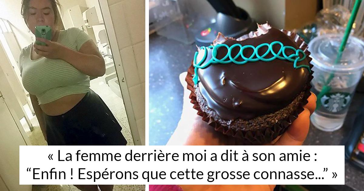Une ado ridiculisée dans une boulangerie à cause de son poids se venge de la meilleure façon possible