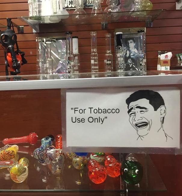 20 fois hilarantes où des magasins ont fait rire leurs clients