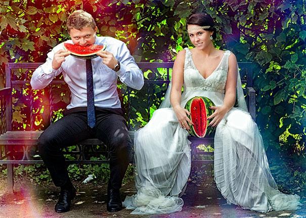 30 photos de mariages russes complètement tordues qui sont si mauvaises qu'elles sont drôles