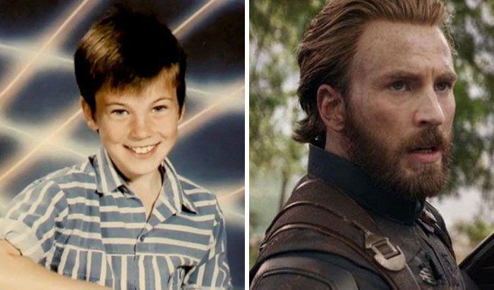 19 photos qui montrent à quoi ressemblaient les Avengers quand ils étaient enfants (Groot va vous faire rire, c'est garanti)