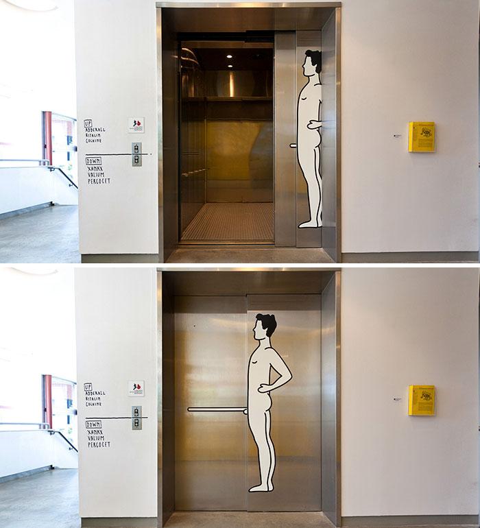 22 fois où les ascenseurs ont surpris tout le monde par leur originalité