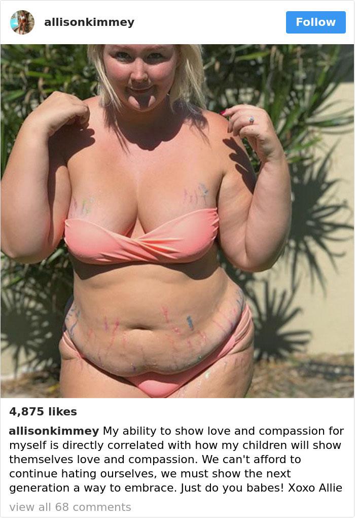 30 femmes qui ont ignoré l'humiliation des internautes et qui ont prouvé que tous les corps sont parfaits pour un bikini