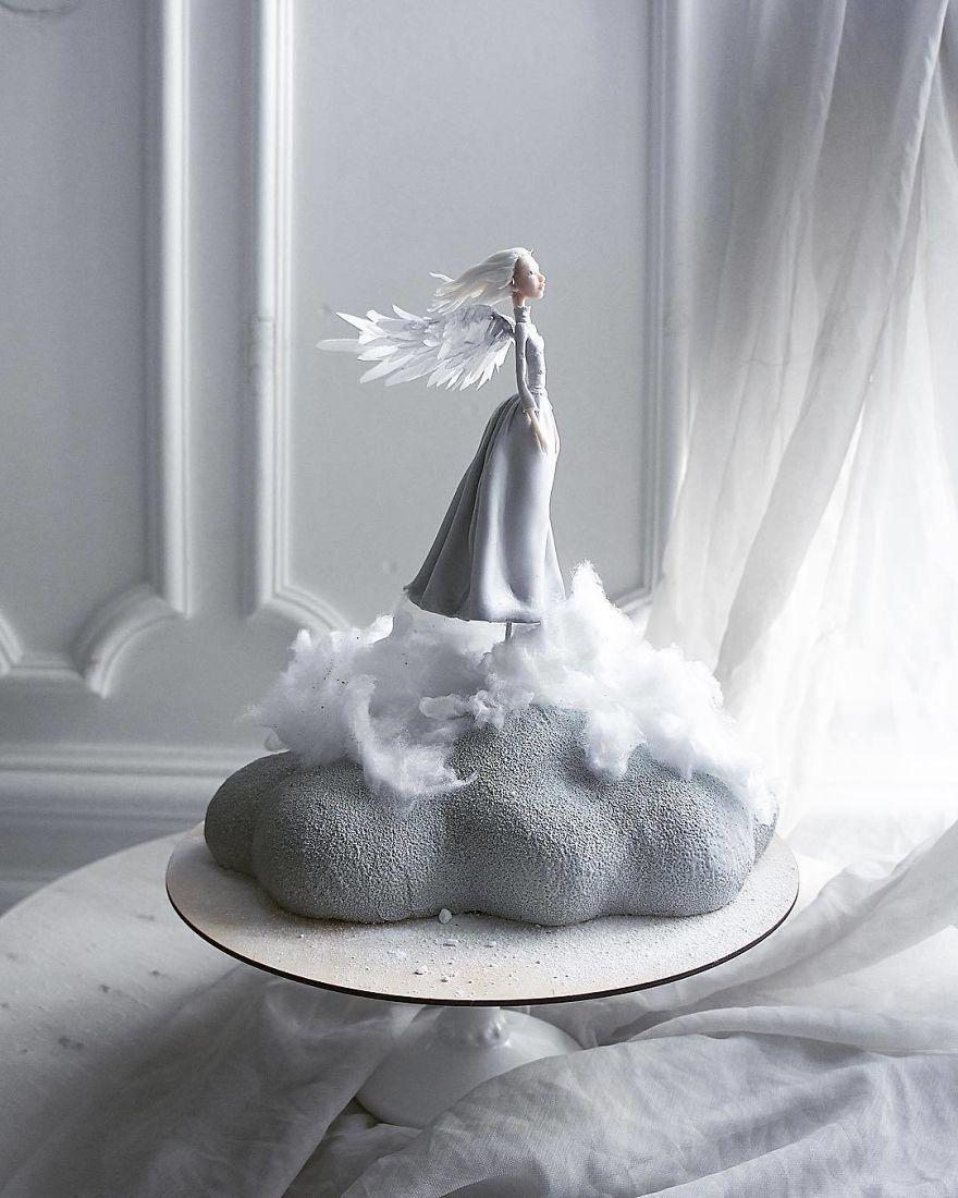 30 superbes gâteaux par une pâtissière russe qui vous en mettront plein la vue