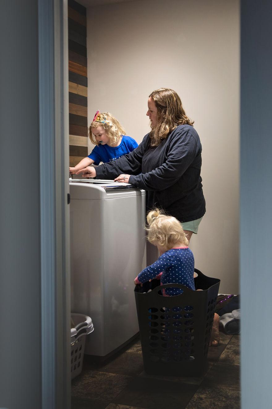 J'ai pris ces 22 photos honnêtes de mamans pour montrer à quoi ressemble vraiment la vie d'une mère