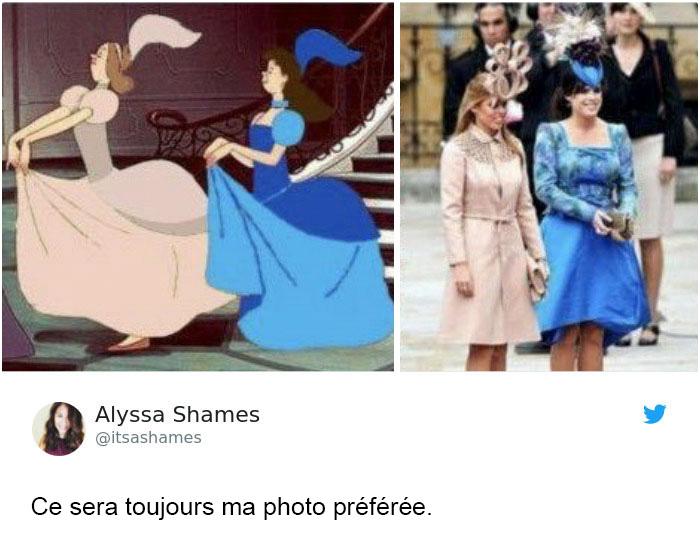 Les internautes sont morts de rire après avoir vu ces 15 réactions hilarantes au mariage royal