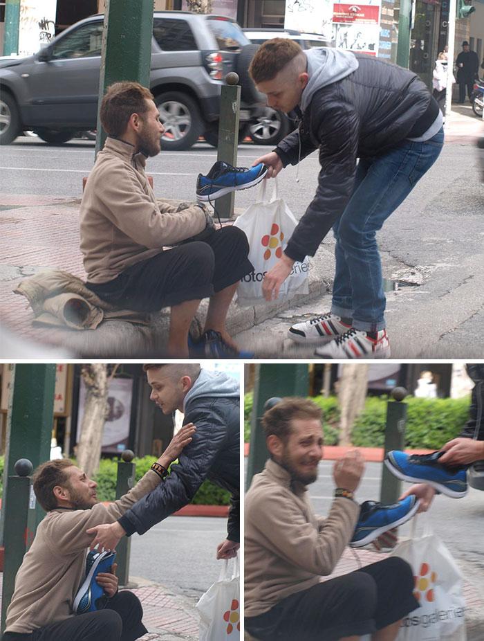 Si vous pensez que le monde est un endroit horrible, ces 20 images réconfortantes vont vous faire changer d'avis
