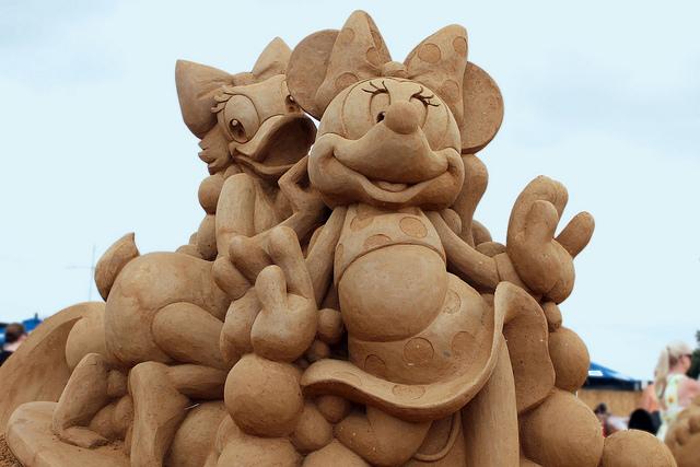 24 fois où des gens ont poussé les sculptures de sable à un tout autre niveau