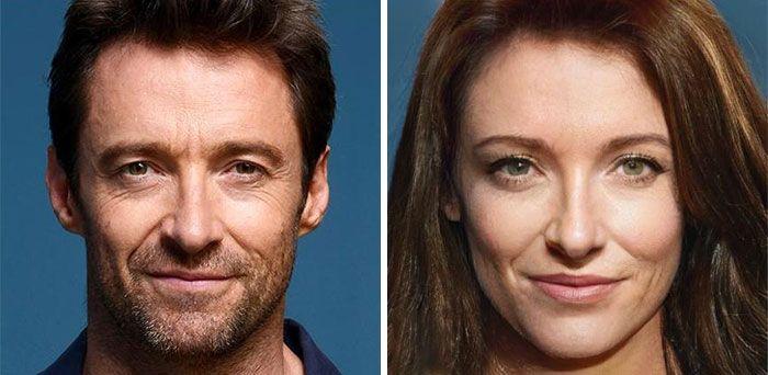 Quelqu'un a transformé 22 acteurs des Avengers en femmes, et les gens réalisent que Ryan Reynolds s'est pratiquement marié avec lui même