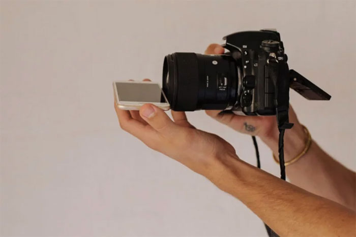 Ce photographe de mariage vous partage une astuce de photographie ridiculement simple, et les résultats sont à couper le souffle