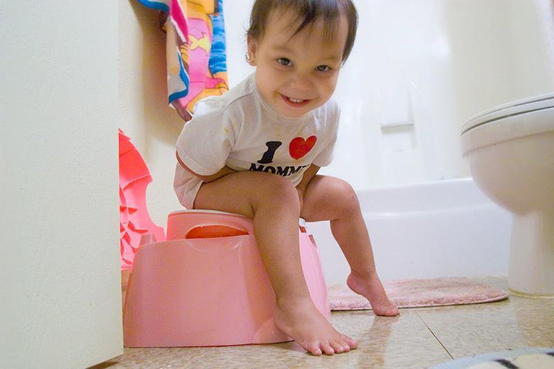 Votre enfant ira sur le petit pot en 3 jours seulement grâce à cette méthode