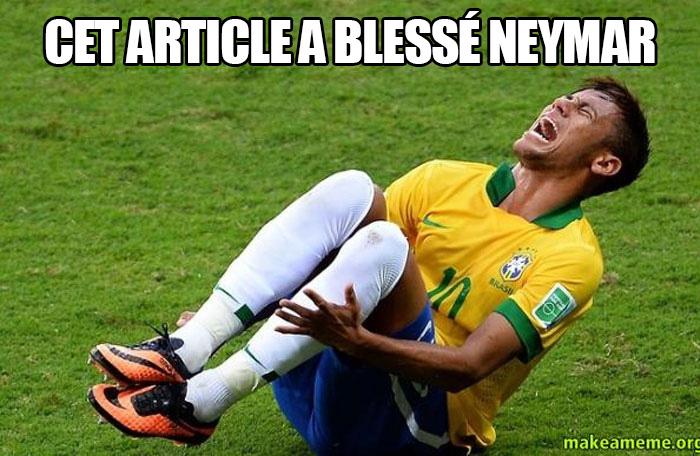 22 blagues hilarantes sur la Coupe du monde de 2018 qui vont vous faire rire ou pleurer si vous prenez pour l'Allemagne