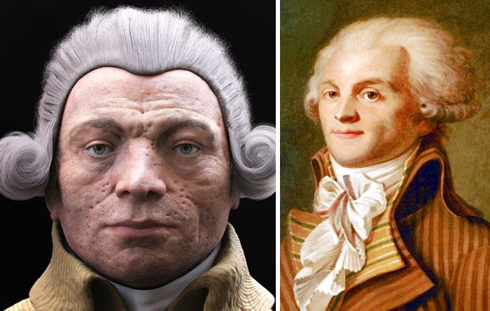 Des scientifiques reproduisent les visages de gens ayant vécu il y a plusieurs siècles (20 images)