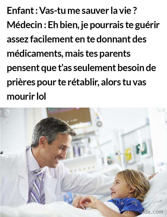 Ces 15 blagues de médecins sont le meilleur remède si vous avez besoin de rire (ATTENTION: certaines sont vraiment sombres)