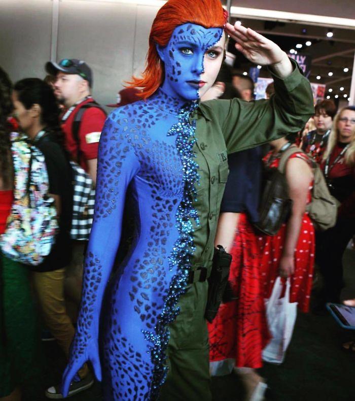 20 meilleurs cosplays du Comic Con 2018 de San Diego