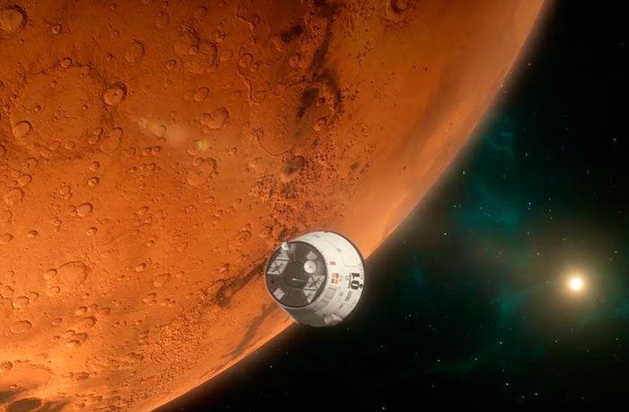 La NASA prépare cette fille à devenir la première humaine à marcher sur Mars et elle n'a que 17 ans