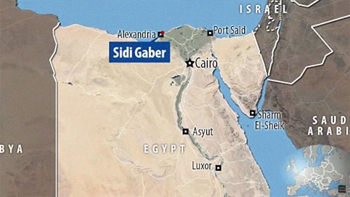 Des archéologues ont découvert un sarcophage noir massif en Égypte, et les internautes n'en croient pas leurs yeux