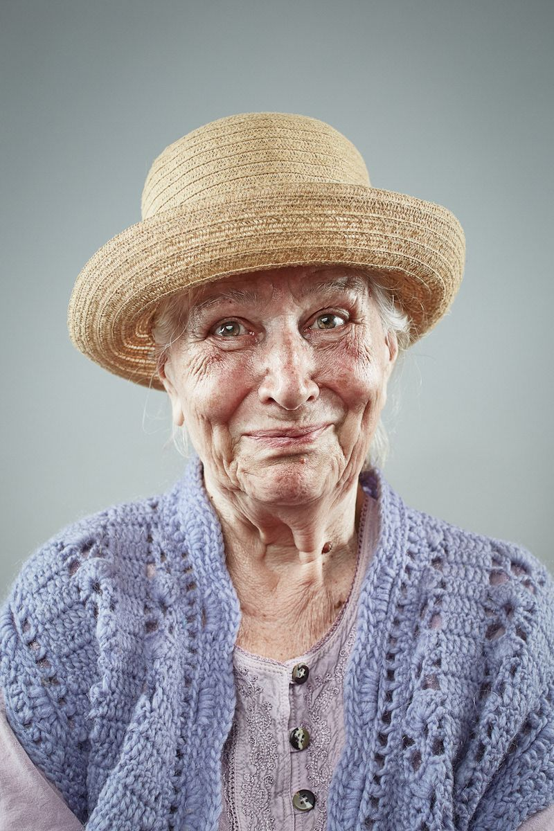 Ces photos réconfortantes d'aînés qui sourient montrent qu'il n'y a pas d'âge pour être joyeux