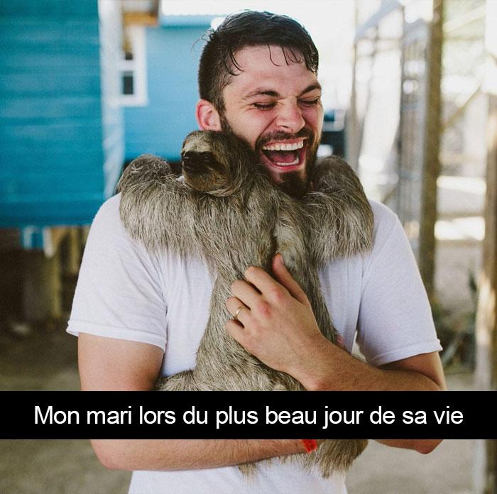 28 photos d'animaux avec des légendes hilarantes qui vont vous faire sourire