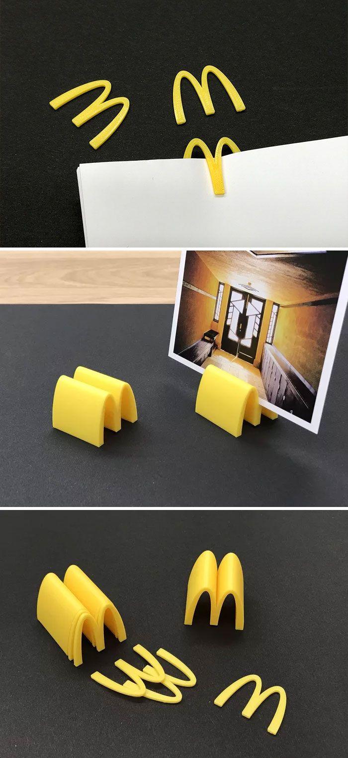 Ce designer japonais transforme des logos célèbres en objets utiles (16 images)