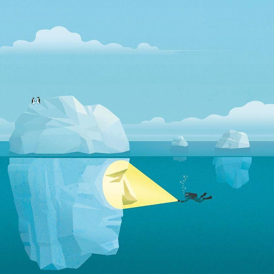 25 illustrations honnêtes sur nos vies par Stephan Schmitz qui vont vous faire réfléchir
