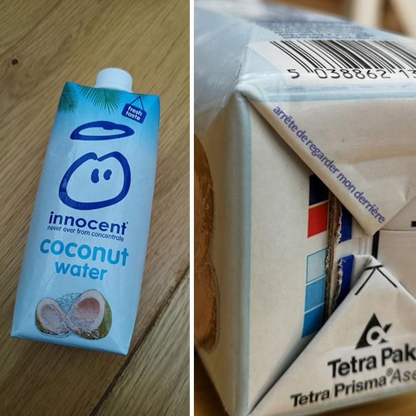 22 messages cachés brillants que les gens ne s'attendaient pas à trouver sur des produits courants
