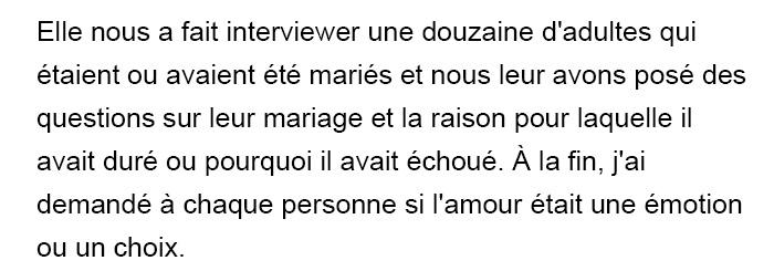 Quelqu'un sur Internet a expliqué pourquoi les gens divorcent et 1480000 personnes sont d'accord
