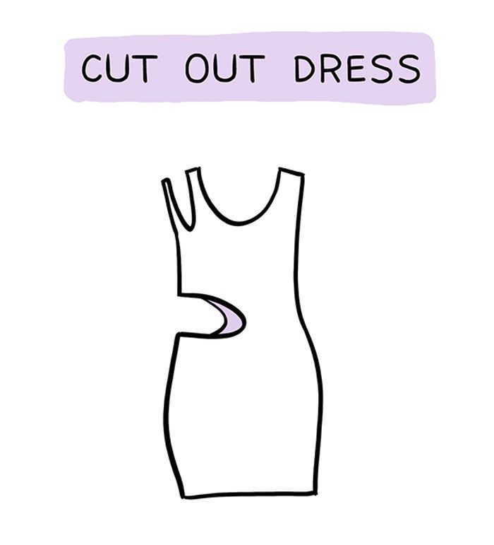 La différence entre vos attentes lors de l'achat de vêtements par rapport à la réalité (27 images)