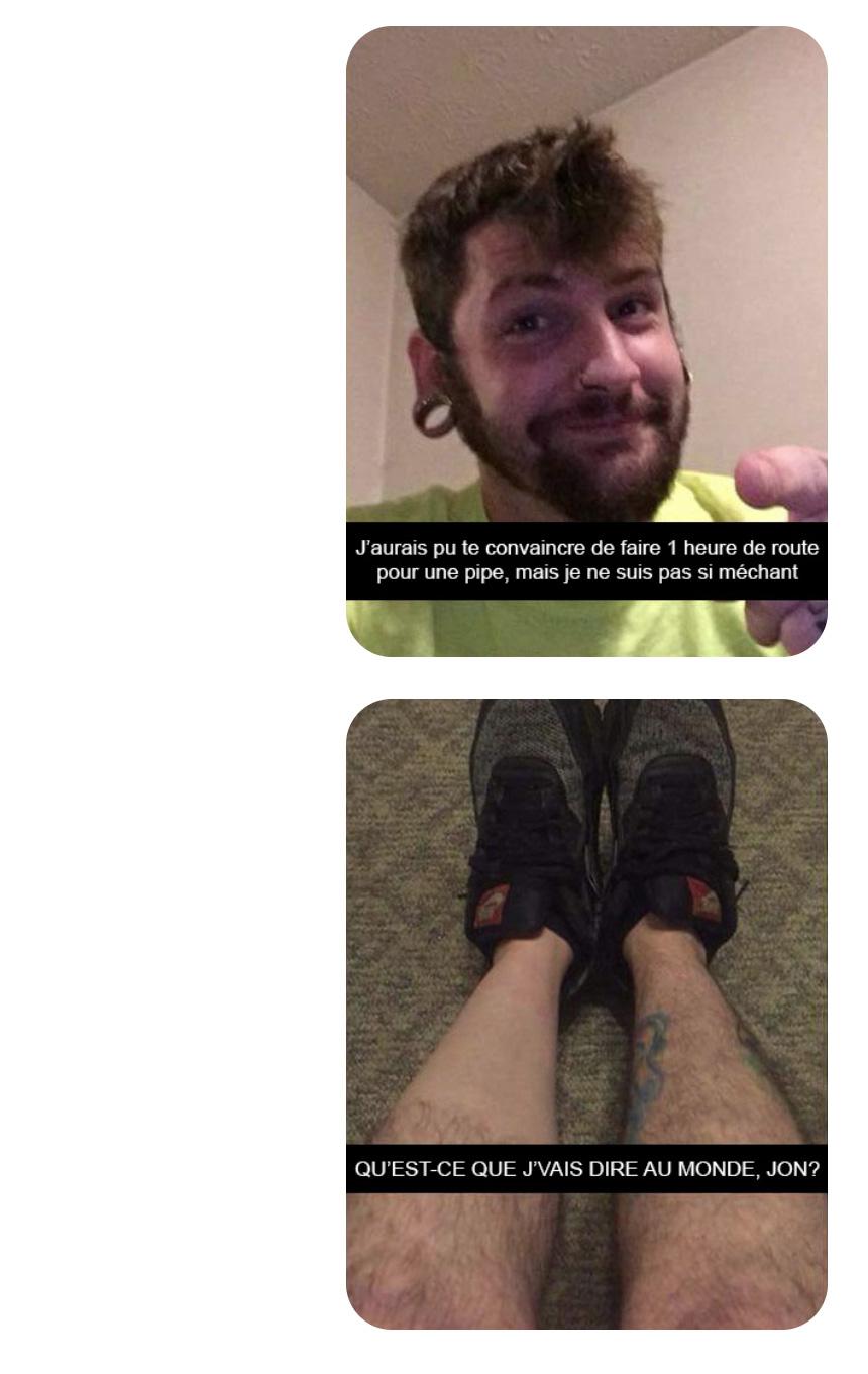 Un gars a demandé à son «coup de coeur» de lui envoyer des photos sexy d'elle dans la douche et il a eu plus que ce qu'il espérait
