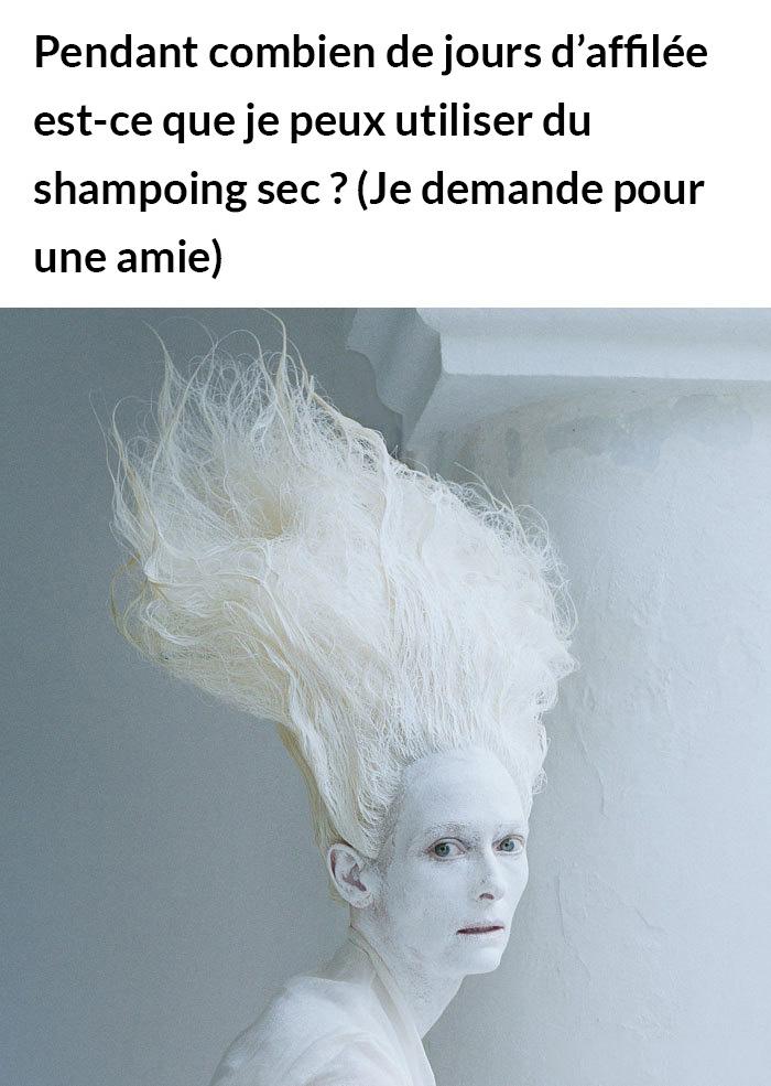 20 blagues hilarantes qui vont te faire sentir mal pour ta coiffeuse
