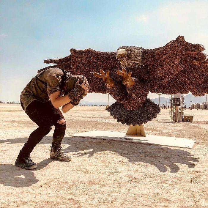 70 photos épiques de Burning Man 2018 qui prouvent que c'est le festival le plus hallucinant au monde
