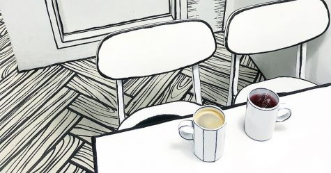 Ce café insolite à Séoul va vous donner l'impression d'être entré dans un dessin animé