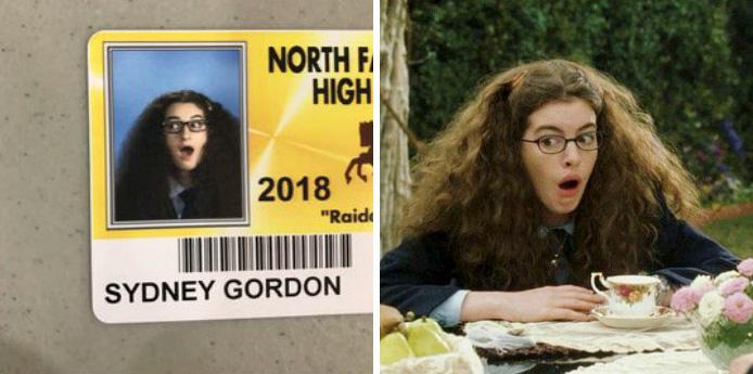 Cette école secondaire a permis aux élèves de porter des déguisements pour leurs photos de carte d'étudiant et ils nous ont bien fait rire (30 images)