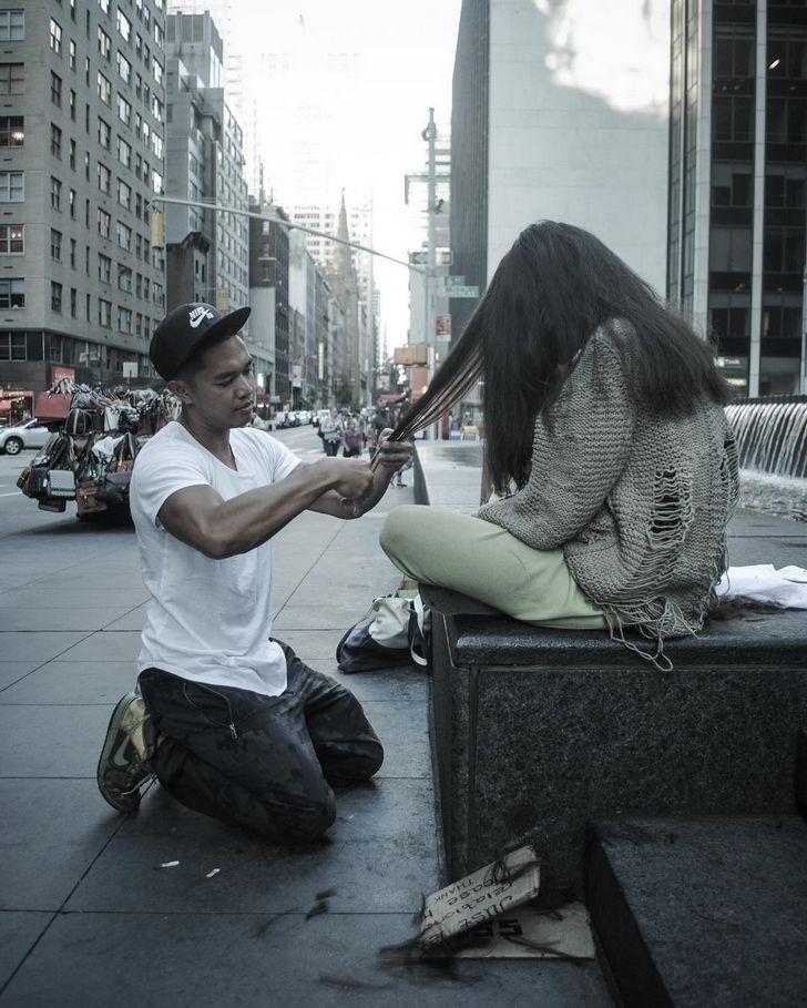 22 photos qui sont si touchantes qu'elles vont vous redonner confiance en l'humanité
